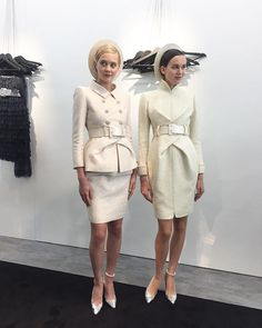 @chanelofficial Haute Couture  #classic #tweed #chanel #hautecouture #instafashion #fashiondiaries #marieclairehk #mchk #fashionista  via MARIE CLAIRE HONG KONG MAGAZINE OFFICIAL INSTAGRAM - Celebrity  Fashion  Haute Couture  Advertising  Culture  Beauty  Editorial Photography  Magazine Covers  Supermodels  Runway Models