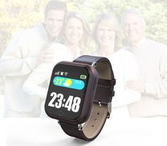 Senioren gps alarm sos horloge Smart Watch, Blog, Smartwatch