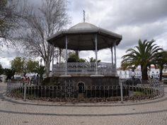 Reanimar os Coretos em Portugal: Tavira