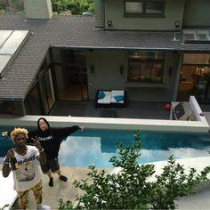 Yolandi Visser, Die Antwoord, Outdoor Decor, Home, Artists, Creative, Ad Home, Homes, Haus