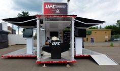 UFC experiential campaign 2015