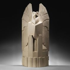 Art Deco eagle modeled for the Empire State building - designed by Shreve Lamb & Harmon Architects