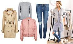 SPRING 2017 - 6 KEY PIECES  that are the basis for the perfect spring wardrobe  VÅR 2017 6 nyckelplagg som lägger grunden för den perfekta vårgarderoben