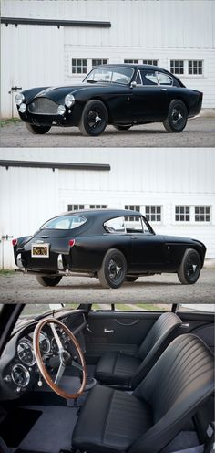 1958 Aston Martin DB2/4 Mk III Maintenance/restoration of old/vintage vehicles: the material for new cogs/casters/gears/pads could be cast polyamide which I (Cast polyamide) can produce. My contact: tatjana.alic@windowslive.com #AstonMartin