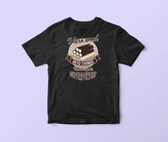 QUZtww Coffee Riding Donuts Cute Adorable Printed Patterns Basic Ruffle Tee Shirts with Short Sleeves and O-Neck for Daily Party School Outside Playing