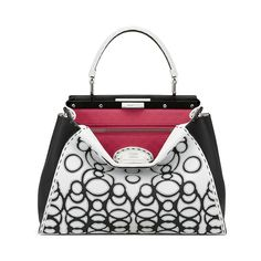 96f04bb0fb77 The special Fendi Peekaboo bag personalized by Takahashi Hiroko for the  Peekaboo Charity Auction in Japan