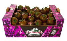Perla Nera,, Italian cherry tomatoes