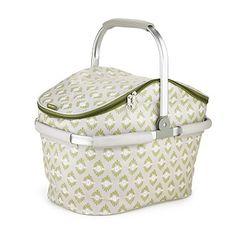 Tivoli Picnic Cooler Basket - from Lakeland