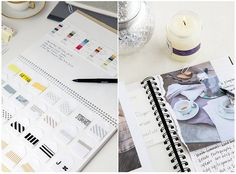 inspiration notebooks - many examples of different notebooks/journals on this blog