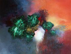 """Emerald 2 ID:031516 104 x 135 x 4cm (41"""" x 53"""" x 1.5"""") Click on"""