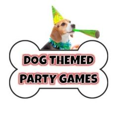 An approachable and fun list of Dog Themed Birthday Party Games and Activities