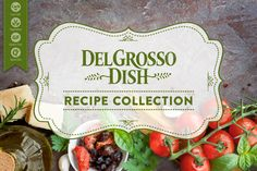 """We are excited to introduce """"DelGrosso Dish,"""" an ongoing source of recipes using DelGrosso products meant to inspire and also help organize your daily meals. Each carefully curated recipe comes coded for dietary and lifestyle needs. This easy to spot coding shows at a glance, recipes that are: Low-Carb; Gluten Free; Vegetarian; and Quick Dishes (about 30 minutes or less). We hope you enjoy each """"DelGrosso Dish"""" and share them with your friends and family…"""