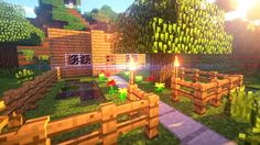 The Best House For Beginners! - Minecraft Tutorial (EASY!) - YouTube