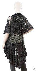 Lisette Sweater Shawl Pattern Crochet Pattern Lisette Sweater Shawl [GC19106] - $7.99 : Maggie Weldon, Free Crochet Patterns