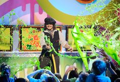 Rico Rodriguez Slimed ►KCAs 2011