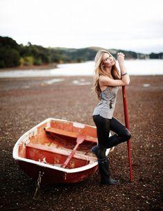 Emma Ostilly in New Zealand : nick onken shoptalk