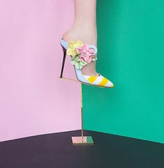 IN LOVE: SHOES...new collection