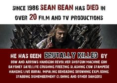 Sean Bean | Know Your Meme