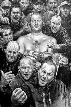 hooligan ultra tattoos - Google Search