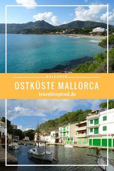 Die Ostküste von Mallorca hat viele traumhafte Buchten, niedliche Fischerdörfer, tolle Küstenwanderwege und kleine Naturparks zu bieten. Mallorca im Winter: entspannte Nebensaison