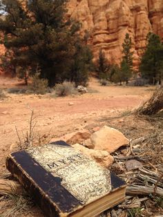 Myst in Moab Utah, by Claire Hummel
