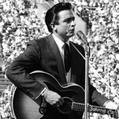 Stream: Johnny Cash Plays 'Wreck of the Old '97' at the White House