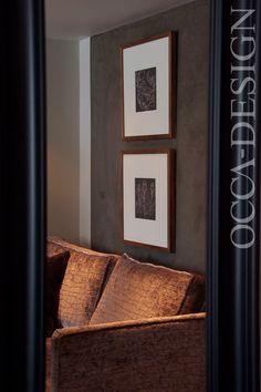 Hotel Interior Design Scottish Bedroom Seating Area Sofa