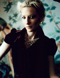"mylittlespitfire: "" Cate Blanchett by Alexi Lubomirski - 2005 "" Cate Blanchett, Melbourne, Alexander Mcqueen, Celebrity Photographers, Celebrity Portraits, British Academy Film Awards, Business Portrait, Elizabeth I, National Portrait Gallery"
