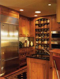 Elegant Custom Kitchens