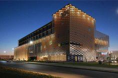 Talca Hotel & Casino in Talca, Chile –Rodrigo Duque MottaandRafael Hevia García-Huidobro  - Architecture - ☮k☮