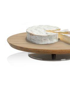 Antipasti on a pedestal: Alessi Ape Cheese Board #kitchen #style #design #theluxurywelove