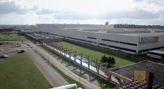 FABRICA RENAULT Ubicación: Gómez Palacio, México Área: 74,500 m² Cliente: Renault Industrias Mexicanas, S.A. de C.V. Año: 1985 1990 Medalla de Plata en la Primera Bienal Mexicana de Arquitectura