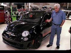 Jay Leno's Garage: 2012 Fiat 500 Abarth - YouTube