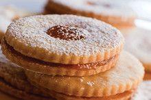 Südtiroler Spitzbuam Gerhard Wieser So kocht Südtirol Kekse Rezepte aus Südtirol - Gourmet Südtirol