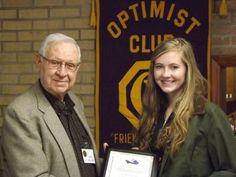 Optimist club essay contest