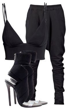 """""""Untitled #2621"""" by xirix ❤ liked on Polyvore featuring H&M"""