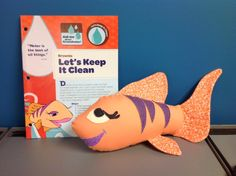 Water-Wise Wednesdays with Frannie the Fish! Girl Scouts - Let's Keep it Clean! Girl Scout Uniform, Girl Scout Patches, Girl Scout Leader, Girl Scout Troop, Girl Scout Levels, Brownie Girl Scouts, Water Wise, Kids Corner, Educational Activities