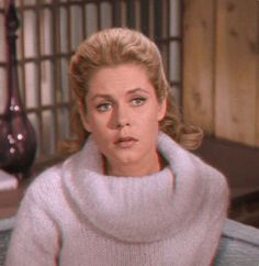 a feiticeira, elizabeth montgomery, usa | Flickr – Compartilhamento de fotos! 3d anagliph photo, use red cian glasses to view