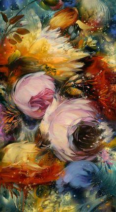 flower art #flower #art #paint