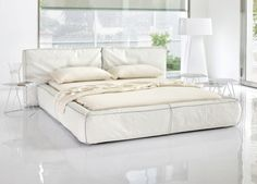 Bonaldo Fluff King Size Bed