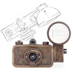 You Will Want To Have Your Lomography La Sardina Coyote Camera On Display When Not In Use on http://byrnenotice.com