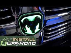 Latest Dodge RAM – Giving the RAM a unique touch!: Dodge Ram X-Lume Ram Grille Emblem with ColorShift Install – 95134 San Jose CA June Freddy shows you how to install a X-Lume Black Chrome Ram Grille Emblem with ColorShift Illumination on Dodge Ram 2009, Dodge Ram Pickup, 2018 Dodge, Dodge Cummins, Dodge Ram 1500 Accessories, Ram Accessories, Ram Trucks, Dodge Trucks, Dodge Nitro