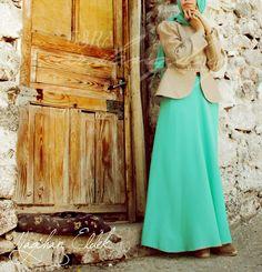 ilknur Blazer + Skirt. #Hijab