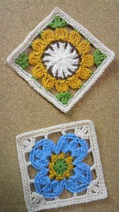 This Pin was discovered by Gün Crochet Art, Cute Crochet, Crochet Motif, Crochet Doilies, Easy Crochet, Crochet Flowers, Crochet Patterns, Quilt Patterns, Crochet Blocks