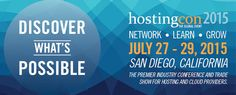 July 27-29 2015 | San Diego, California at the San Diego Convention Center