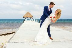 Intimate Wedding at the Excellence Riviera Cancun Resort