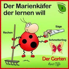 Wörterbuch Für Kinder: Der Garten (Lesen Lernen 3)