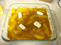 """Mommy's Kitchen - Country Cooking & Family Friendly Recipes: Semi Homemade Peach Cobbler for """"National Peach Cobbler Day"""" Homeade Desserts, Homemade Peach Cobbler, Semi Homemade, Sweet Recipes, Pie Recipes, Dessert Recipes, Country Cooking, Texas Kitchen, Desert Recipes"""