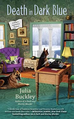 Death in Dark Blue (A Writer's Apprentice Mystery) by Jul... https://www.amazon.com/dp/B01KGZVP0M/ref=cm_sw_r_pi_dp_x_Hz4Syb6B10C94