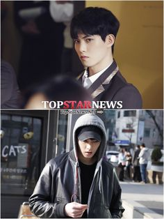 CNBLUE's Jonghyun as a vampire student in Orange Marmalade